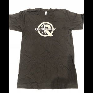 American Apparel Shirts - 🎸 One Republic Black cotton T-shirt M